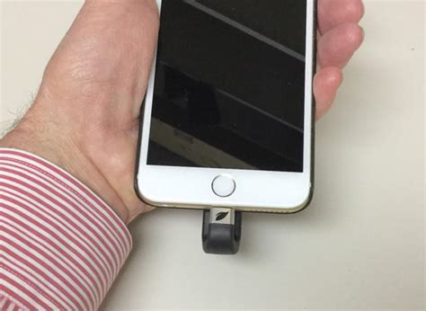 iphone external memory ibridge add external storage to your iphone 2