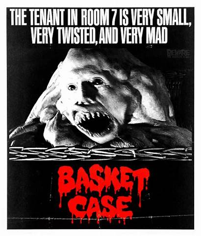 Basket Case Horror Animated Posters Poster 1982