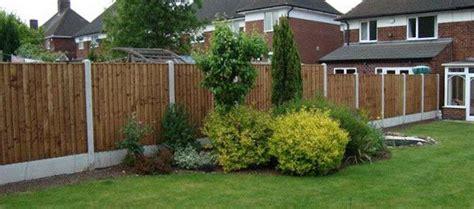 fencing installation  types  materials
