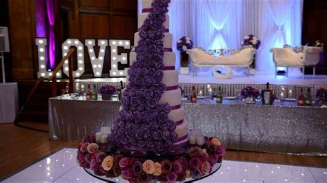 purple navy blue wedding green weddings