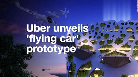 Uber Partners With Nasa To Make Flying Cars Safe