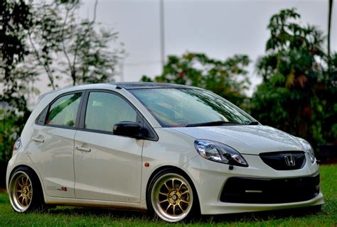 Modifikasi Honda Brio Rs by Foto Modifikasi Honda Brio Pemenang Kontes Modif 2017
