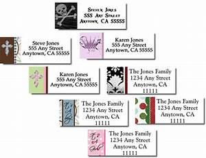 return address labels designs stylescheckscom party With design return address labels free
