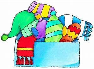 Glove clipart winter jacket - Pencil and in color glove ...