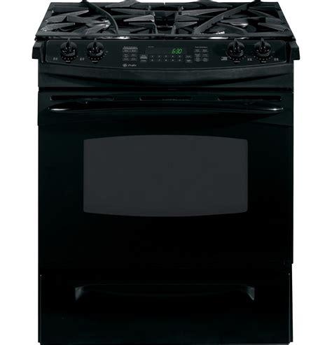 ge profile  dual fuel   range psdepbb ge appliances