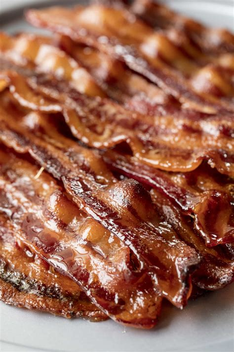 Bacon Images Spicy Maple Candied Bacon
