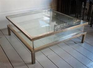 10 the best glass and wood coffee tables uk With large glass and wood coffee table