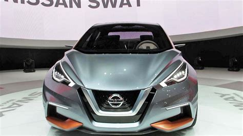 The Future Of Nissan  Blue Chilli Cars Blog