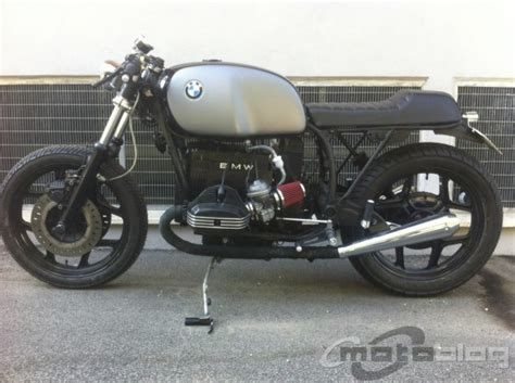 Special Bmw R80 Realizzata Da Ph-h Lifestyle & Motorcycle