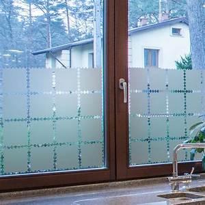 Autocollant Pour Rideaux : stickers occultant rideaux timbres d coration de vitre ~ Edinachiropracticcenter.com Idées de Décoration