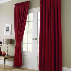 mastering    red bed curtains    accident