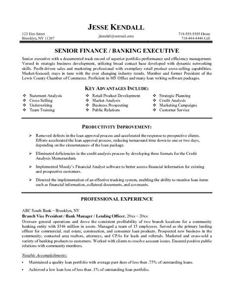 banking resume objective http topresume info banking