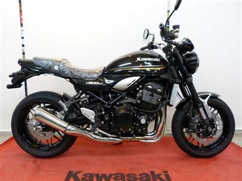 Kawasaki Z900rs Picture by Kawasaki Z900rs 2019 Black 230 Km Details