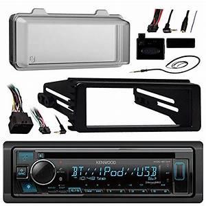 Kenwood Bluetooth Radio Usb Aux Cd Player Receiver W