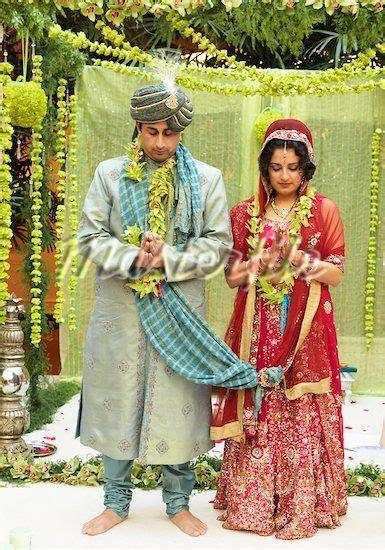 Traje de boda tradicional India Bodas tradicionales