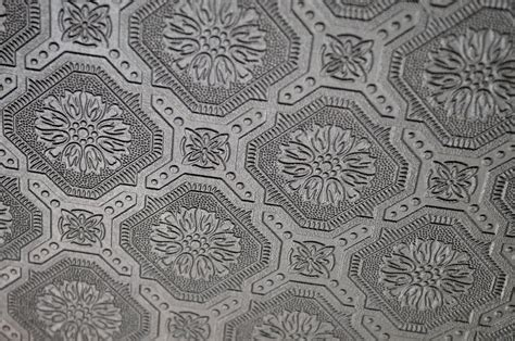 My Old Country Home Faux Tin Tile Ceiling Reveal