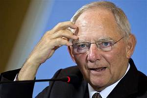 Q&A With German Finance Minister Wolfgang Schäuble - WSJ