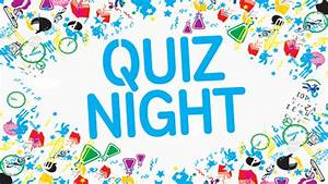 Quiz Night for Parkinson's UK