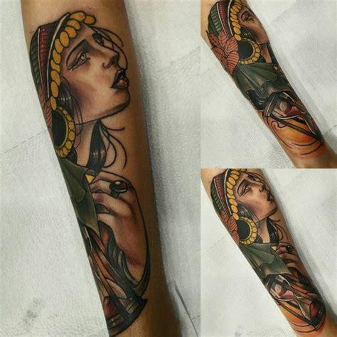 enchanting gypsy tattoos designs  meaning