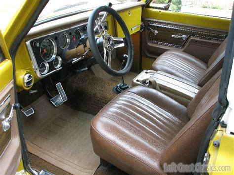 k5 blazer interior 1967 1972 chevy blazer seats autos post
