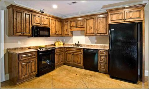 knotty wood kitchen cabinets knotty maple cabinets home furniture design 6677