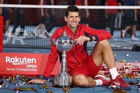 ATP lista: Đoković uvećao razliku poslije Tokija