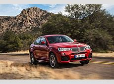 BMW X4 Sports Activity Coupe 2015 Cartype