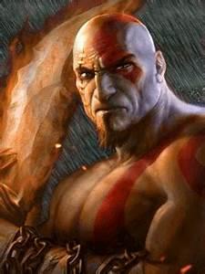 Imagenes Gif del Videojuego God of War