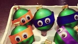 Boule De Noel A Fabriquer : des boules de no l fabriquer que les grands et les p ~ Nature-et-papiers.com Idées de Décoration