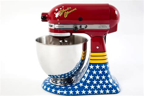 mixer kitchenaid wonder fun woman colors stand styles unique funky brazil designs