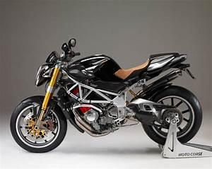 Racing Caf U00e8  Mv Agusta Brutale 1080 Cr Platino By Moto Corse