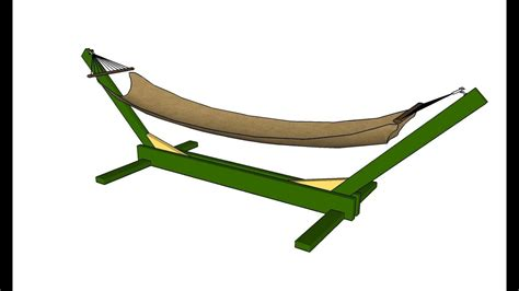 How To Hammock by How To Build A Hammock Stand