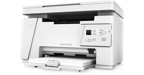 Black and white laser printer. HP LaserJet Pro M26a Multi-Function Printer