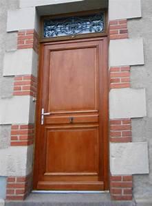 portes en bois sur mesure menuiserie drifford With porte d entrée sur mesure bois