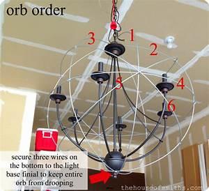 Diy Chandelier Wiring Diagram : diy orb chandelier tutorial zgallerie eclipse knockoff ~ A.2002-acura-tl-radio.info Haus und Dekorationen