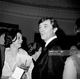 Robert Mitchum and his wife Dorothy attend the movie ...