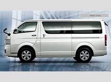 TopWorldAuto >> Photos of Toyota Hiace Minibus photo
