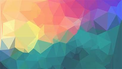 Geometric Colorful Desktop Wallpapers Geometry Uhd 2k