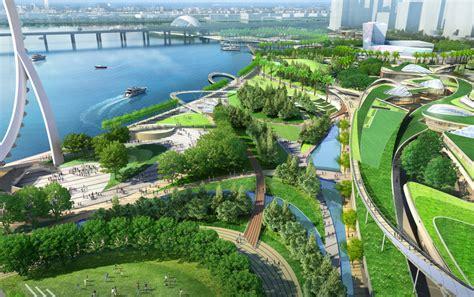 chinas shenzhen waterfront   transformed  laguarda