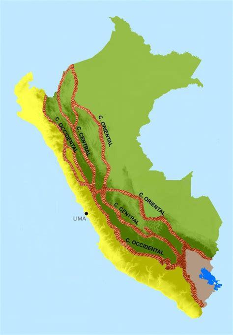 cordillera oriental peru wikipedia