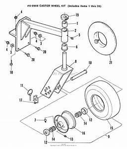 Snapper W36121 36 U0026quot  12 Hp Variable Belt Drive Walk Mower