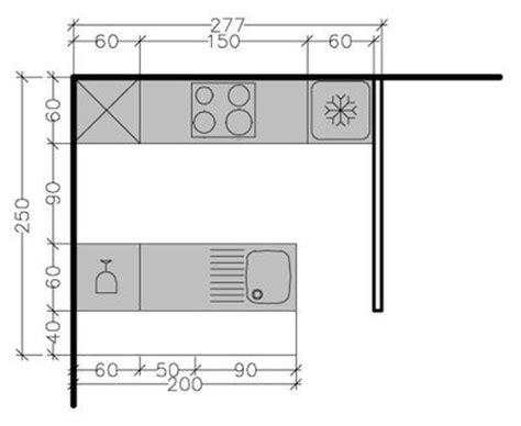 disposition cuisine plan de la cuisine kitchens u0026 baths la cuisson dans