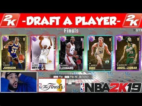 nbak finals draft  basketball scores info