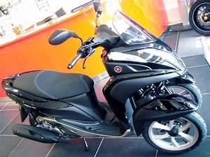 Scooter 3 Roues 125 : le tricity premier trois roues yamaha est arriv en concession venez vite le d couvrir ~ Medecine-chirurgie-esthetiques.com Avis de Voitures