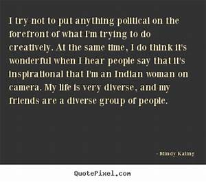 Picture Quotes From Mindy Kaling - QuotePixel
