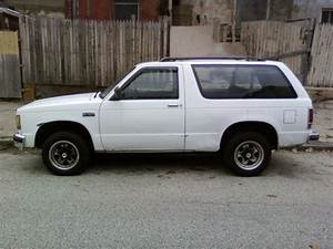 1989 Chevy S10 Blazer Very Good Condition For Sale