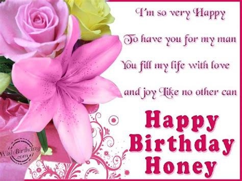 happy birthday honey pictures   images  facebook tumblr pinterest  twitter