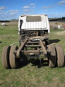 Mazda T4100 09  1982 Cab Chassis With Manual 4 0 Turbo Diesel Engine Auction  0023