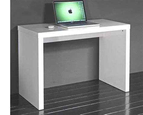 petit bureau blanc petit bureau blanc laqué mobilier de bureau rennes