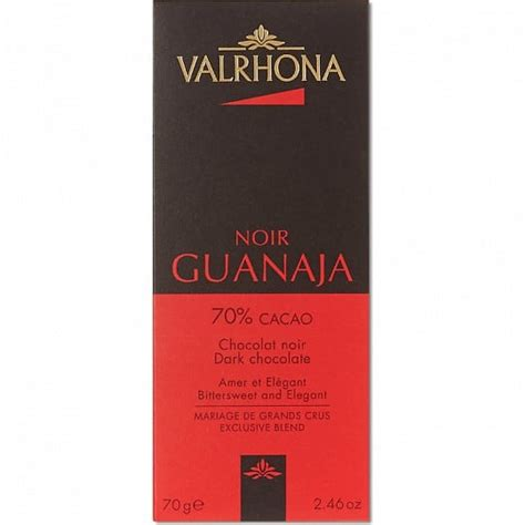 bureau les grands crus valrhona guanaja 70 couverture chips 3kg valrhona